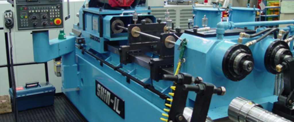 multi axis gun drilling machine