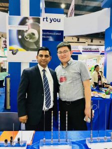 SHIN IL The th China Interactional Machine Tool Show